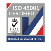 ISO-45001 - Health and Safety UKAS Accredited Rope Access Company