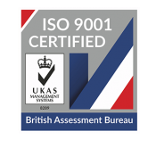 ISO-9001 Quality Management - UKAS Accredited Rope Access Contractor